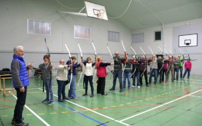 Les archers préparent la trêve des confiseurs
